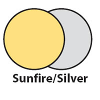 Triflector Mk II Sunfire/Silver