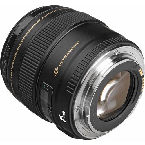 EF 85mm f/1.8 USM Telephoto Lens