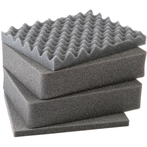 1300 Case w/Foam - Black