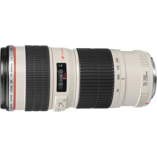 EF 70-200mm f/4.0L USM Telephoto Zoom Lens