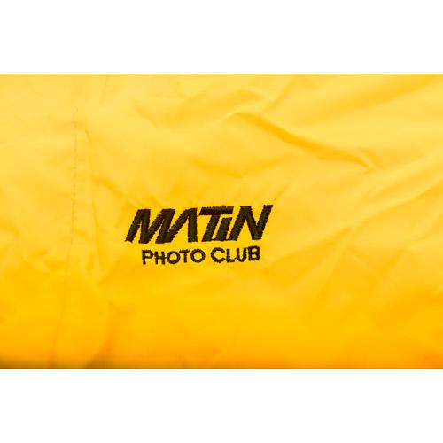 Cameraman Poncho Yellow