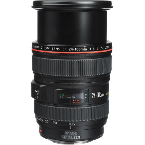 EF 24-105mm f/4.0L IS USM Zoom Lens