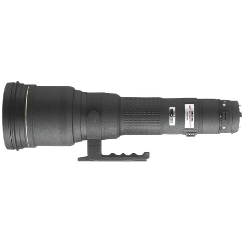 AF 800mm f/5.6 APO EX DG HSM Telephoto Lens for Canon