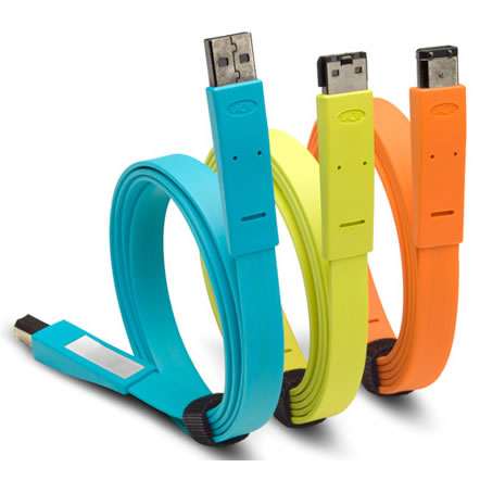 USB 2.0 Cable 1.2M Male to Male