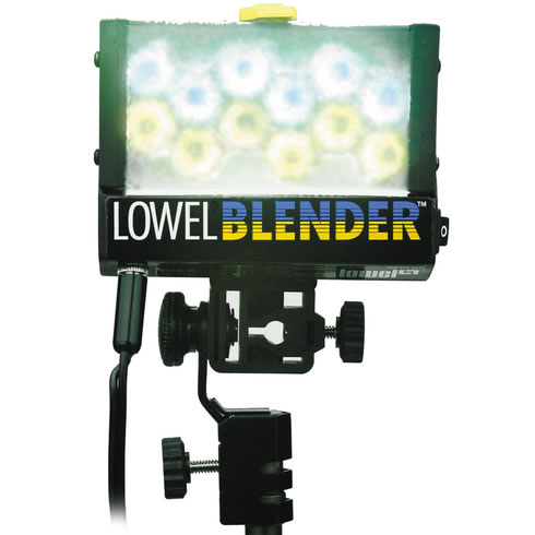 Blender Light Kit - Sony Blender, Battery Sled, Uni-Stand, AC Cord, Diffusers, Bag