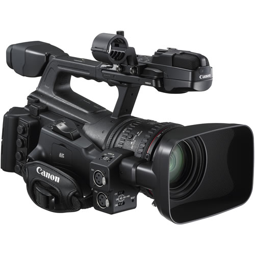 XF305 HD Camcorder w/18x HD L-Series Lens