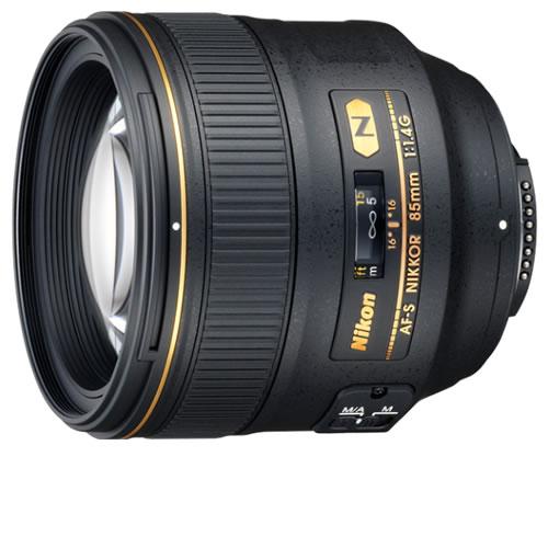 Nikon Af S 85mm F 1 4 G Telephoto Lens Dslr Lenses Full