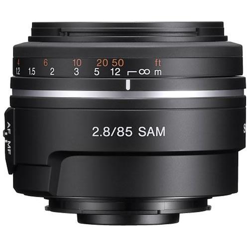 85mm f/2.8 SAM A-Mount Lens (A99 & A77)