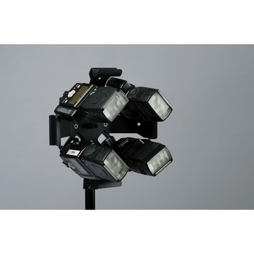 "Ezybox Quad Kit with 45cm (18"") Ezybox Studio Softbox"