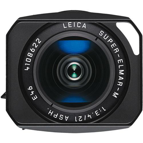 21mm f/3.4 ASPH Super-Elmar-M Black Lens (E46)