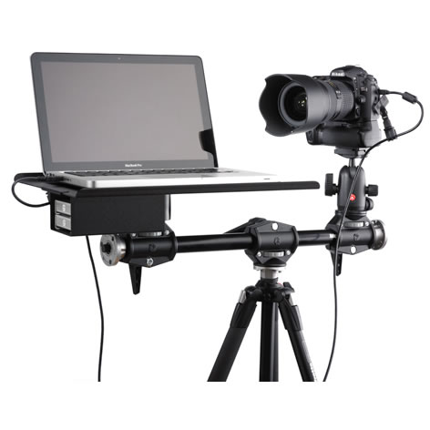 JerkStopper Tethering Kit with USB Mount Computer Support