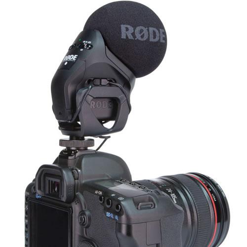 Stereo Video Mic Pro