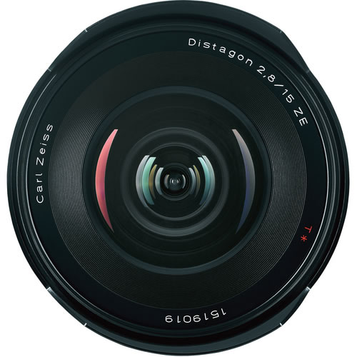 Distagon T 15mm f/2.8 ZE Wide Angle Lens