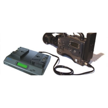 4 Channel 2A Battery Charger V Mount