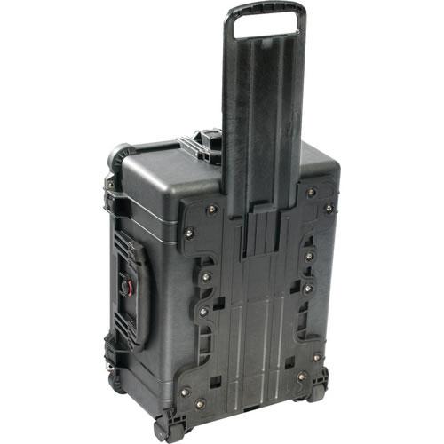 1610 Case Black w/Foam Desert Tan