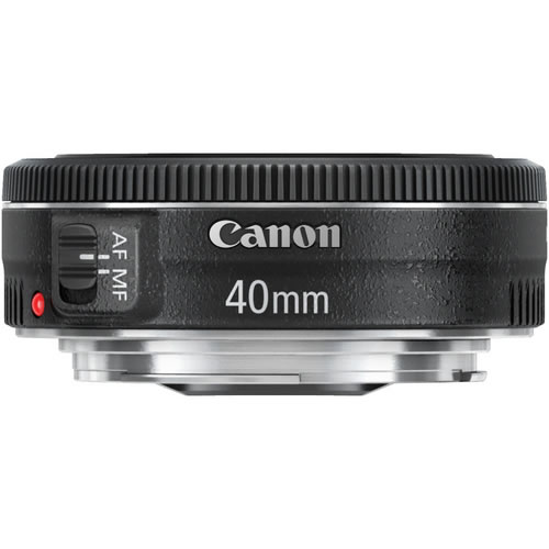EF 40mm f/2.8 STM Pancake lens