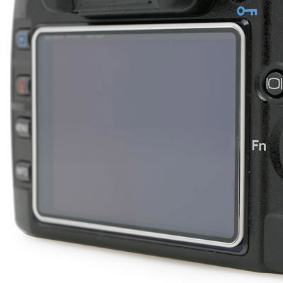 Polycarbonate LCD Screen Cover Nikon D800