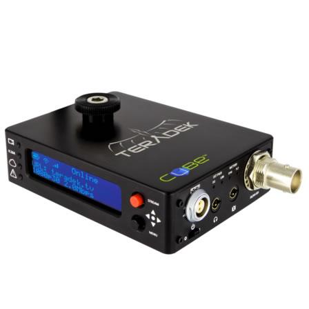 CUBE-105/305 HD-SDI Encoder/Decoder Pair