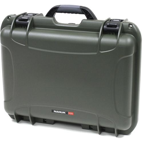 925 Case w/ foam - Olive