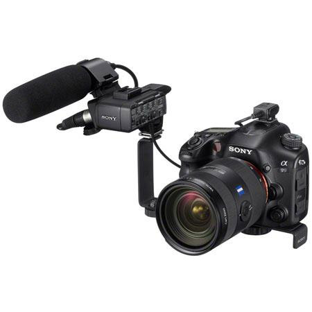 XLRK1M XLR Adapter Kit w/ Mic for A99, VG900, VG30