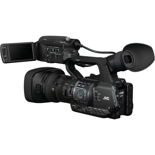 GY-HM600U ProHD Handheld Camcorder
