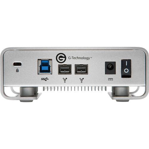 G-Technology 2TB G-DRIVE USB 3.0 External Firewire 400/800 ...