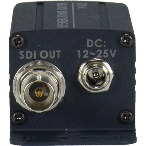 VP-633 HD/SD-SDI Repeater with DC Power Input