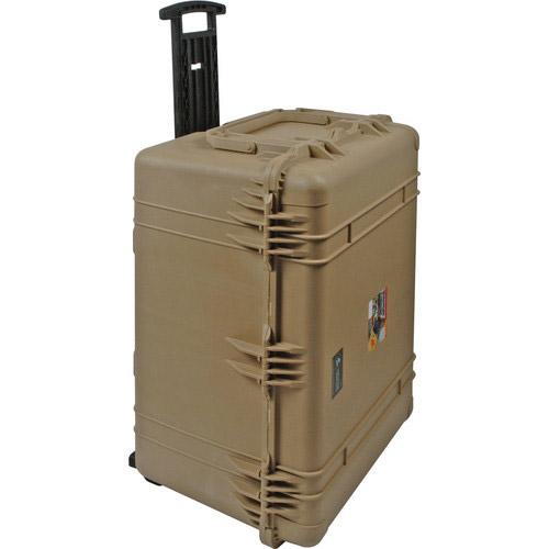 1630 Transport Case with Foam Desert Tan