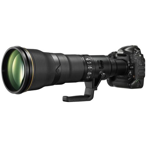 AF-S 800mm f/5.6 E FL ED VR Nikkor Telephoto Lens