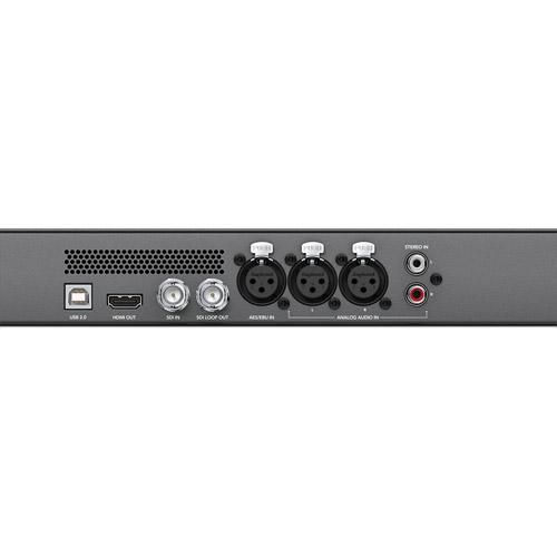 Blackmagic Audio Monitor