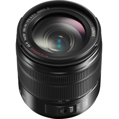 Lumix G Vario 14-140mm f/3.5-5.6 ASPH Power OIS Lens