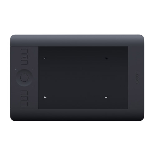 Intuos Pro Pen and Touch Tablet - Small (PTH451)