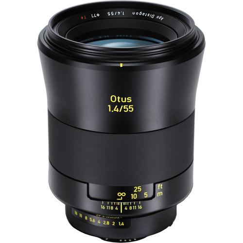 Otus 55mm f/1.4 Distagon ZF.2 T* Lens for Nikon F Mount