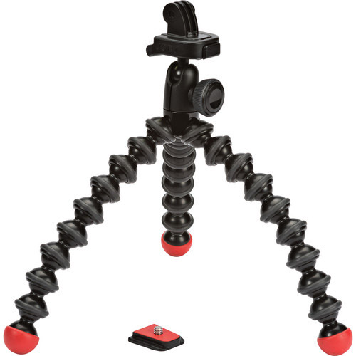 GorillaPod Action Tripod w/ Integrated Ball Head for Action Video