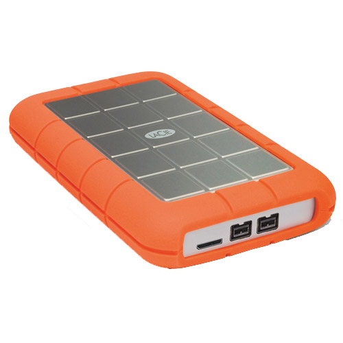 2TB Rugged Triple Interface FW800/400, USB 3.0 5400 RPM