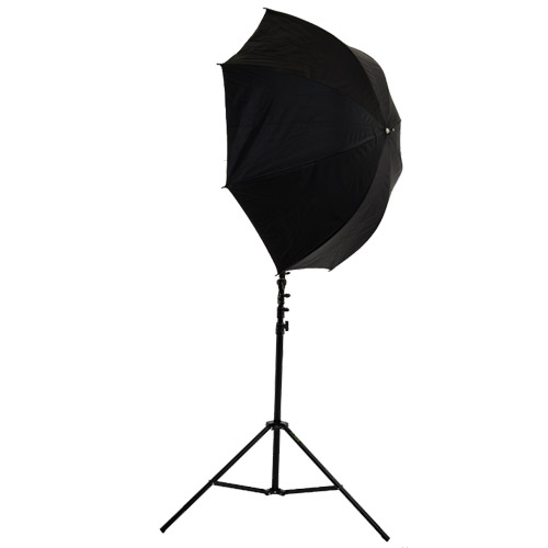 """40"""" Brolly Box - Reflective Umbrella with 7 mm Shaft"""