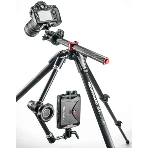 MT055CXPRO4 Carbon Fibre 4 Section Tripod
