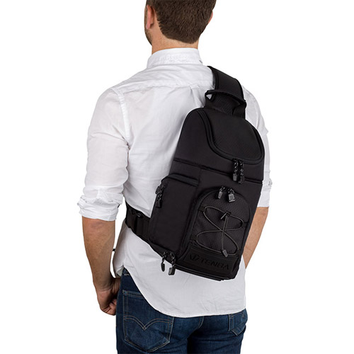 Tenba Shootout Sling Bag LE Small Black Backpacks 632-645 - Vistek ...