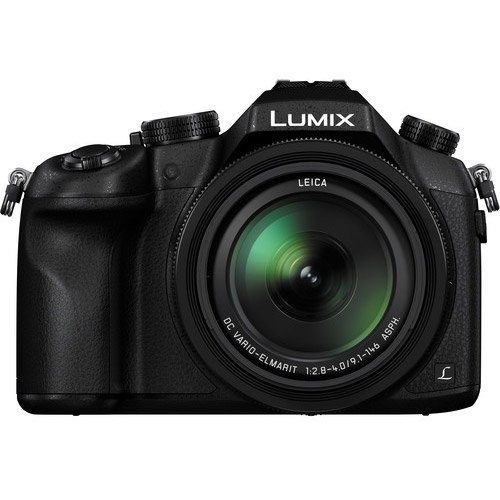 Lumix DMC-FZ1000 Black