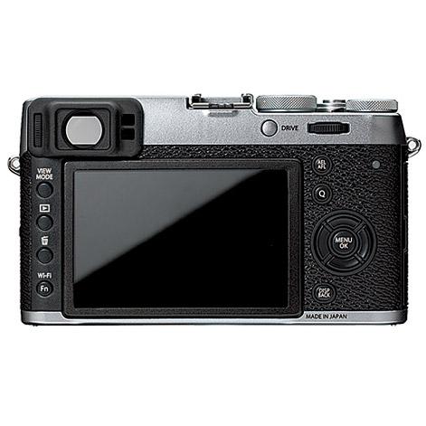 Fujifilm X100T Silver