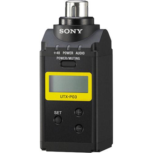 UWP-D Series Plug-on Transmitter - CH. 14