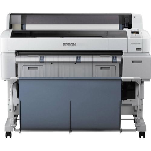 SureColor T5270D Printer w/ Dual-Roll Configuration