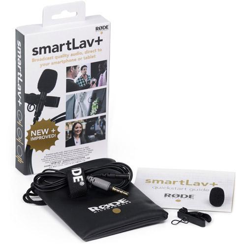 SmartLav+ for iPad and iPhone