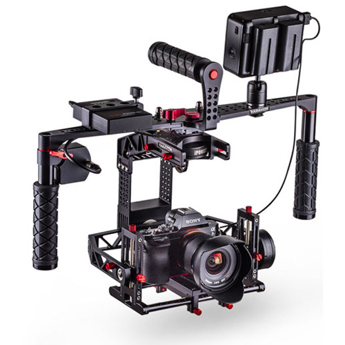 Wirecam Full Set (includes Birdycam,  Battery, Charger, Rope, HDMI Tranceiver, 2x Remotes & Case)