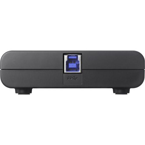 SBACUS30 USB 3.0 SxS Memory Card Reader