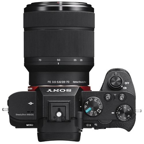 Image result for sony a7II 28-70mm