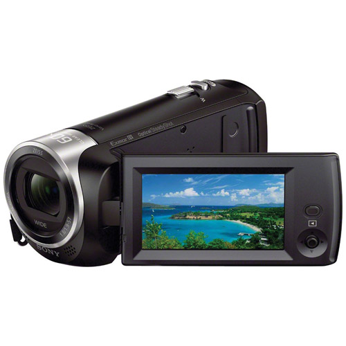 HDRCX405BKIT Camcorder with Carrying Case and 8GB Micro SD