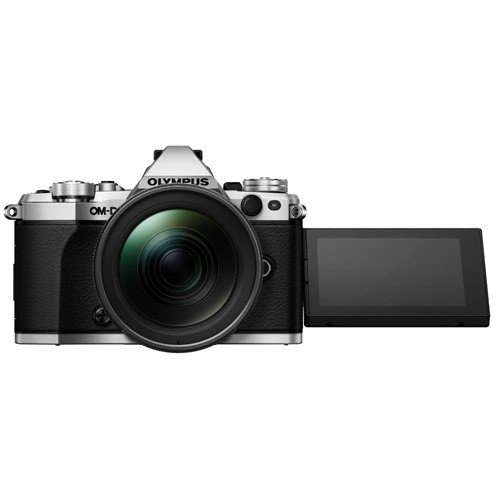 OM-D E-M5 Mark II Mirrorless Silver Body