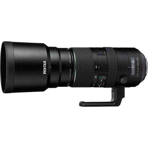 HD Pentax-D FA 150-450mm f/4.5-5.6 DC AW Lens