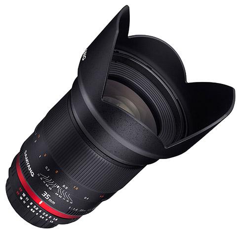 35mm f1.4 Wide-Angle UMC Nikon mount